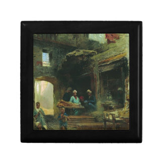Cairo court by Konstantin Makovsky Gift Box
