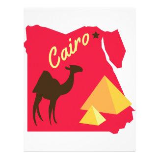 Cairo Letterhead