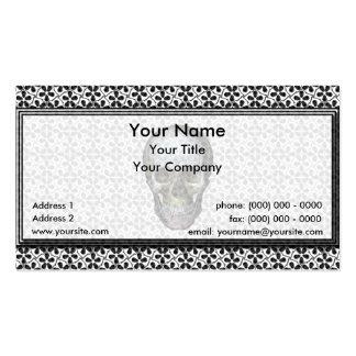 Cairo Skulls Business Card