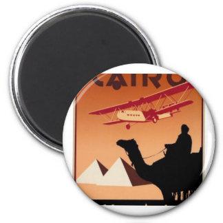 Cairo (St.K) 2 Inch Round Magnet