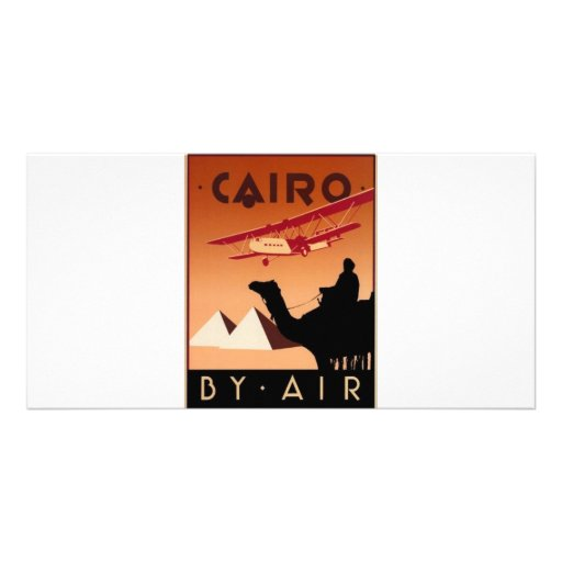 Cairo (St.K) Photo Greeting Card