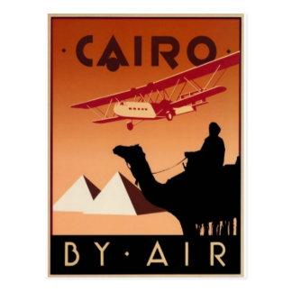 Cairo St K Post Card