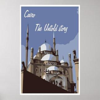 Cairo The Untold Story Print