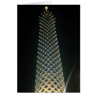 cairo tower high card