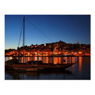 Cais DA Ribeira de Oporto, Portugal Tarjetas Postales