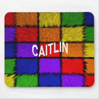 CAITLIN TAPETE DE RATON