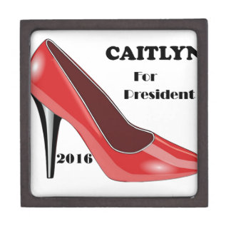 Caitlyn for President! Jewelry Box