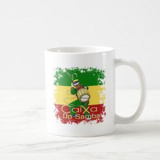 Caixa Batucada Samba Coffee Mug