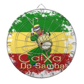 Caixa Batucada Samba Tabla Dardos