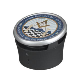 Caixa de Som Bluetooth Oficial CARN23 Speaker