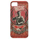 Caja 1984 de la casamata de Ingsoc iPhone 5 Carcasa