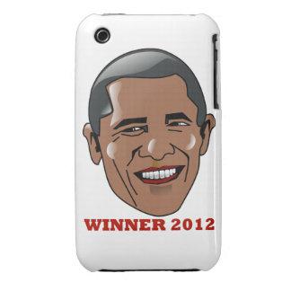 Caja 2012 de la casamata de la curva de Blackberry Case-Mate iPhone 3 Coberturas