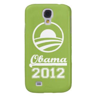 Caja 2012 de la mota del iPhone 3 de OBAMA (manzan Funda Para Samsung Galaxy S4
