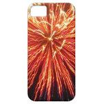 Caja 2 del teléfono del fuego artificial iPhone 5 Case-Mate cárcasas