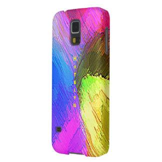 Caja a todo color de la galaxia s5 de Katelyn Carcasa De Galaxy S5