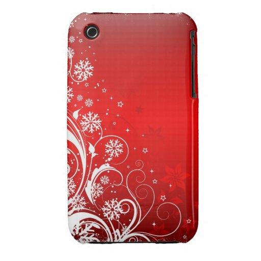 Caja abstracta de la curva de Blackberry del diseñ Case-Mate iPhone 3 Carcasa