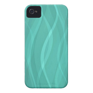 Caja abstracta de las aguas tórridas iphone4S del iPhone 4 Case-Mate Carcasa