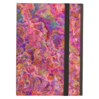Caja abstracta del aire del iPad del arte de la me
