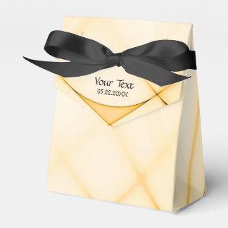 Caja abstracta del favor de fiesta del ritmo del caja para regalos de fiestas