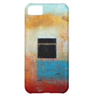 Caja abstracta del teléfono del arte de Ka aba