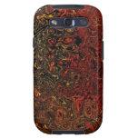 Caja abstracta del teléfono samsung galaxy s3 cárcasas