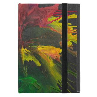 Caja abstracta elegante del aire del iPad iPad Mini Funda