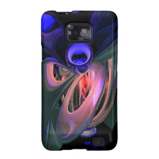 Caja abstracta etérea de la galaxia de Samsung Samsung Galaxy SII Carcasa