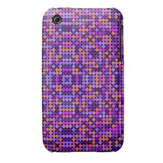 Caja abstracta fresca de la casamata del iPhone 3  iPhone 3 Fundas