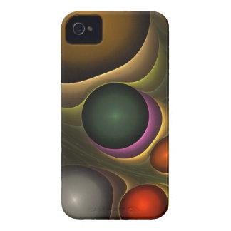 Caja abstracta fresca de la casamata del iPhone 4 iPhone 4 Case-Mate Carcasas