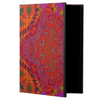 Caja abstracta loca del aire 2 POWIS del iPad