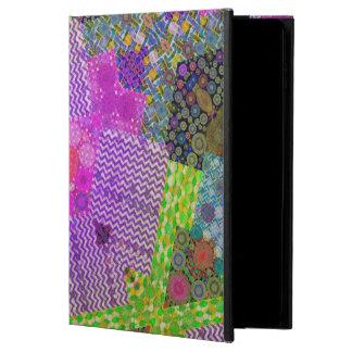 Caja acolchada única del iPad Air2 POWIS de los