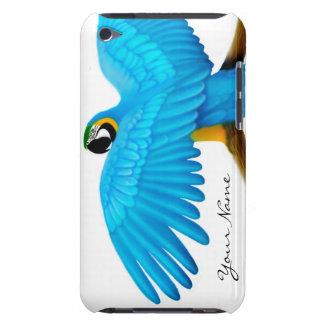Caja adaptable de la mota del loro del Macaw del a Case-Mate iPod Touch Coberturas