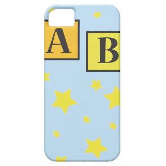 Caja adulta (AB) del teléfono del bebé iPhone 5 Fundas