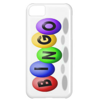 Caja afortunada del teléfono del BINGO Funda Para iPhone 5C