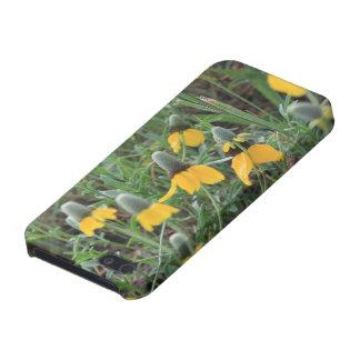 Caja amarilla de la mota de Iphone 4/4s de los Wil iPhone 5 Fundas