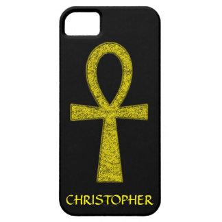 Caja amarilla del iPhone 5 Funda Para iPhone SE/5/5s