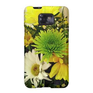 Caja amarilla del teléfono de la Ramo-Galaxia s2 Samsung Galaxy S2 Carcasa