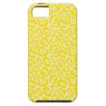 Caja amarilla femenina de Iphone 4 del modelo del  iPhone 5 Case-Mate Cobertura