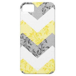 Caja amarilla, gris y blanca del iPhone 5 del Funda Para iPhone SE/5/5s