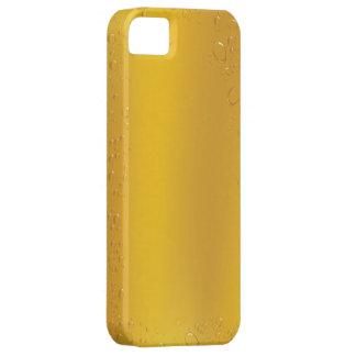 Caja amarilla mojada del iPhone 5 iPhone 5 Funda
