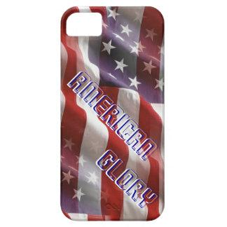 Caja americana del teléfono 5 de la gloria I iPhone 5 Funda