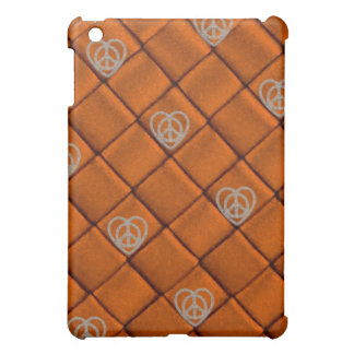 Caja anaranjada atractiva del iPad de la estrella