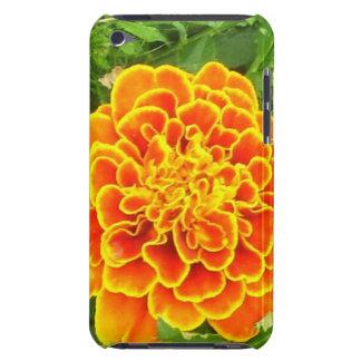 Caja anaranjada de iTouch de la maravilla Barely There iPod Cárcasas