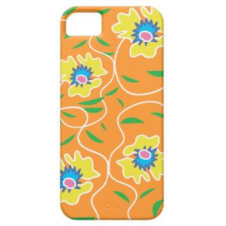 Caja anaranjada de la casamata del iPhone 5 de la iPhone 5 Funda