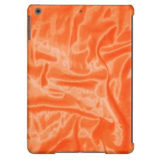 Caja anaranjada del aire del Satén-iPad