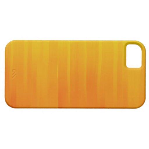 Caja anaranjada del fuego funda para iPhone SE/5/5s