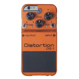 ¡Caja anaranjada del iPhone del pedal de la Funda Para iPhone 6 Barely There