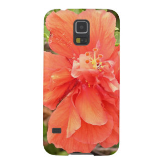 Caja anaranjada del nexo de la galaxia de Samsung  Carcasa De Galaxy S5