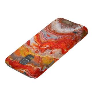 """""""Caja anaranjada del teléfono """" Funda Para Galaxy S5"""