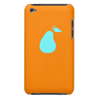 caja anaranjada victoriosa de iCarly/PearPod Barely There iPod Coberturas
